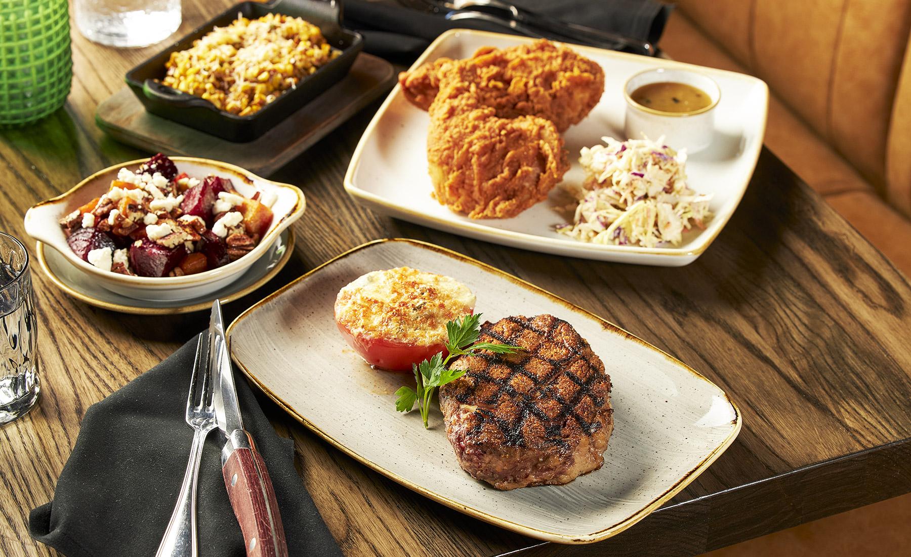 HC Tavern + Kitchen Lunch & Dinner